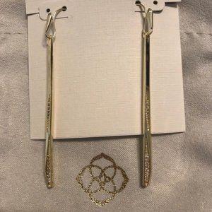🆕Kendra Scott Melissa Gold Earrings